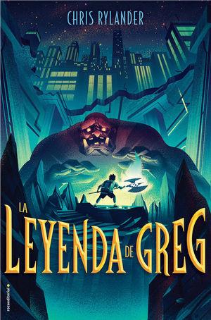 LA LEYENDA DE GREG
