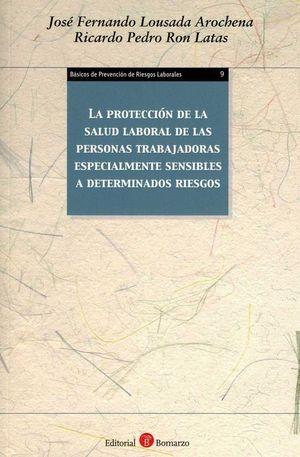 PROTECCION DE LA SALUD LABORAL DE LAS PERSONAS TRABAJADORAS