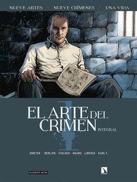 EL ARTE DEL CRIMEN (INTEGRAL 1)