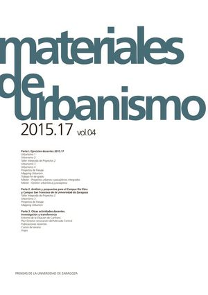 MATERIALES DE URBANISMOS 2015.17 VOL.04