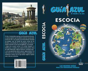 ESCOCIA GUIA AZUL