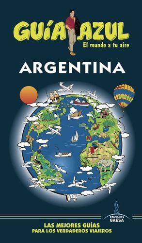 ARGENTINA GUIA AZUL