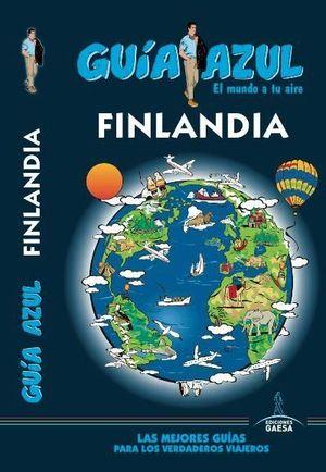 FINLANDIA GUIA AZUL