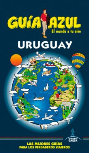 URUGUAY GUIA AZUL