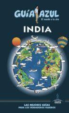 INDIA GUIA AZUL
