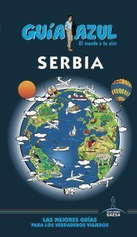 SERBIA GUIA AZUL
