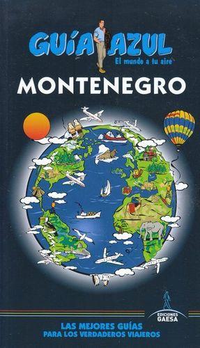 MONTENEGRO GUIA AZUL