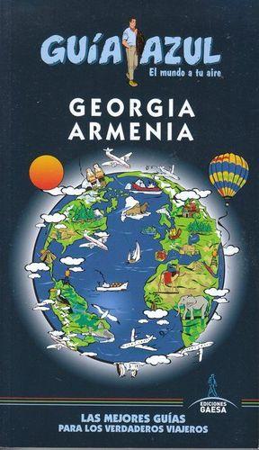 GEORGIA Y ARMENIA GUIA AZUL