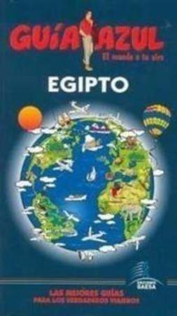 EGIPTO GUIA AZUL