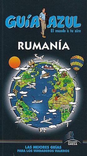 RUMANIA GUIA AZUL
