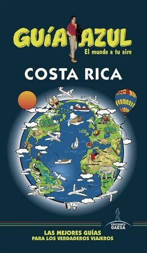 COSTA RICA GUIA AZUL