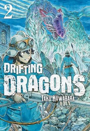 DRIFTING DRAGONS Nº 2