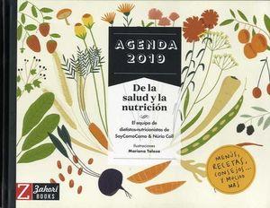 AGENDA DE LA SALUD Y LA NUTRICIÓN 2019