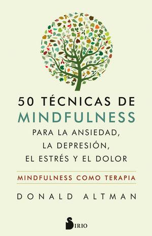 50 TECNICAS MINDFULNESS PARA ANSIEDAD