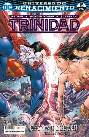 BATMAN/SUPERMAN/WONDER WOMAN: TRINIDAD NÚM. 15 (RENACIMIENTO)