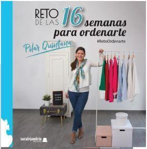 RETO DE LAS 16 SEMANAS PARA ORDENARTE