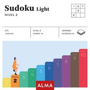 SUDOKU LIGHT (NIVEL 2)
