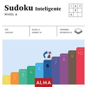 SUDOKU INTELIGENTE NIVEL 6