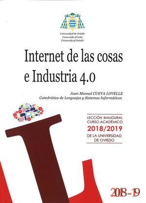 INTERNET DEL LAS COSAS E INDUSTRIA 4.0