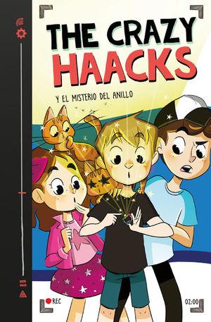 THE CRAZY HAACKS 2: EL MISTERIO DEL ANILLO