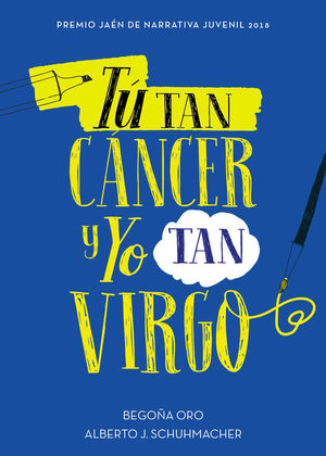 TÚ TAN CANCER Y YO TAN VIRGO