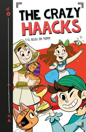 THE CRAZY HAACKS 3: EL RELOJ SIN TIEMPO