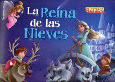 LA REINA DE LAS NIEVES POP-UP