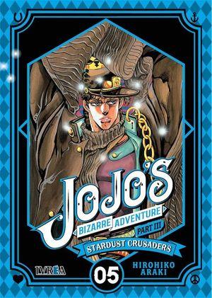 JOJO'S BIZARRE ADVENTURE 12 STARDUST CRUSADERS 05
