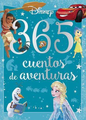 365 CUENTOS DE AVENTURAS DISNEY