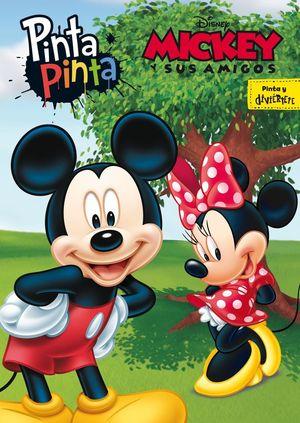 PINTA, PINTA: MICKEY Y SUS AMIGOS