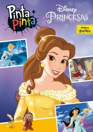 PINTA, PINTA: DISNEY PRINCESAS