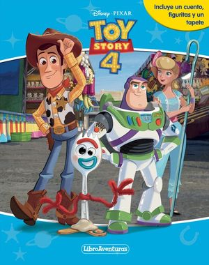 TOY STORY 4 LIBROAVENTURAS