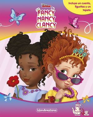 FANCY NANCY CLANCY: LIBROAVENTURAS