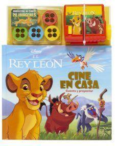 EL REY LEON. CINE EN CASA