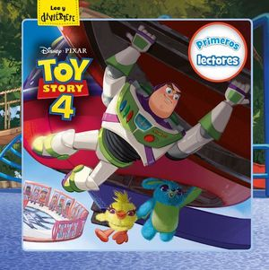 TOY STORY 4. PRIMEROS LECTORES
