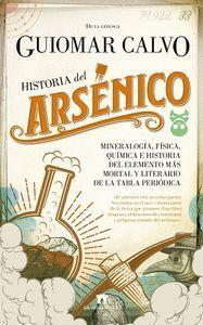 HISTORIA DEL ARSENICO