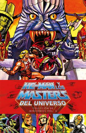 HE-MAN Y LOS MASTERS DEL UNIVERSO: COLECCIÓN DE MINICÓMICS VOL. 03