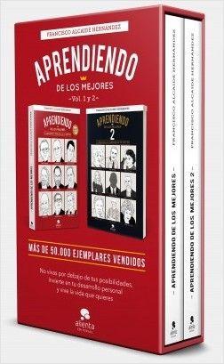 APRENDIENDO DE LOS MEJORES (ESTUCHE VOL. 1 Y VOL. 2)