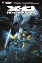 VALIANT: X-O MANOWAR (EDICION DE LUJO 1)