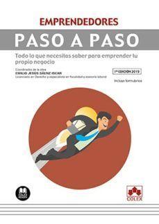 EMPRENDEDORES. PASO A PASO