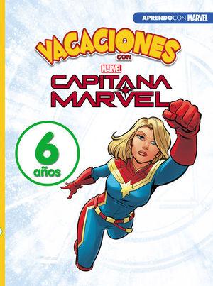 VACACIONES LOS VENGADORES 6 AÑOS