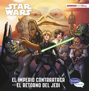 STAR WARS. EL IMPERIO CONTRAATACA  EL RETORNO DEL JEDI