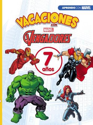 VACACIONES LOS VENGADORES 7 AÑOS