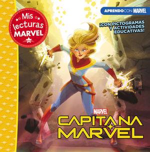 CAPITANA MARVEL (MIS LECTURAS MARVEL)