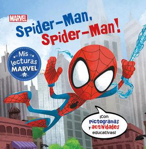 SPIDER-MAN, SPIDER-MAN. MIS LECTURAS MARVEL