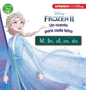 FROZEN II: UN CUENTO PARA CADA LETRA BL, BR, CL, CR, DR