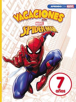 VACACIONES CON SPIDER-MAN. 7 AÑOS