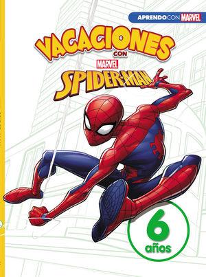VACACIONES CON SPIDER-MAN. 6 AÑOS