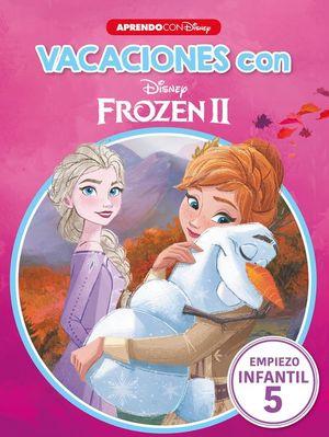 VACACIONES CON FROZEN II. EMPIEZO... INFANTIL 5