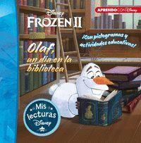 OLAF, UN DIA EN LA BIBLIOTECA. FROZEN II